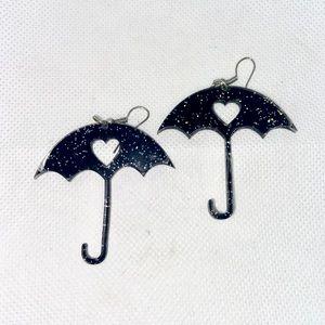 unbranded Jewelry - Under My Umbrella Statement Earrings